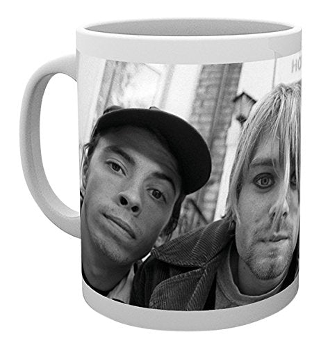 Tazza - Nirvana - Band