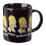 Tazza - Simpsons - A Normal Week