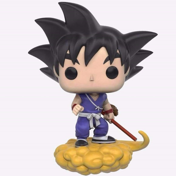 Funko POP - Dragon Ball Z - Goku and Flying Nimbus (109)