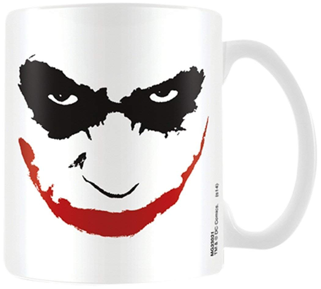 Tazza - Batman - Dark Knight - Joker Face