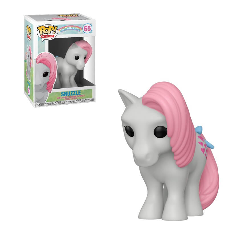 MY LITTLE PONY - POP FUNKO VINYL FIGURE 65 SNUZZLE 9CM