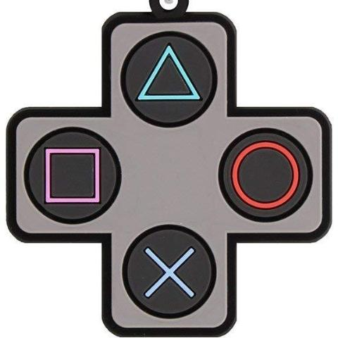 Portachiavi - Playstation - Buttons