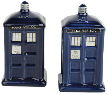Cucina - Sale & Pepe - Doctor Who - Tardis