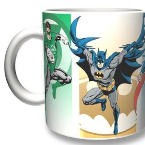 Tazza - Justice League - Heroes