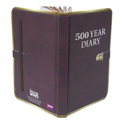 Notebook - Doctor Who 500 Year