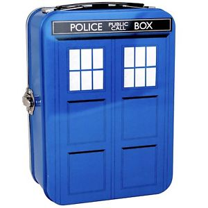 Scatola - Doctor Who - Tardis