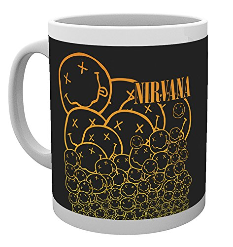 Tazza - Nirvana - Flower