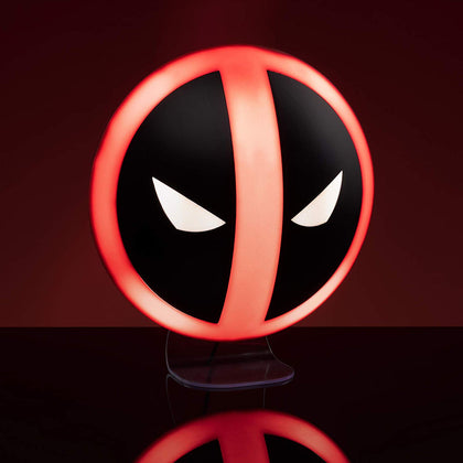 Lampada - Deadpool - Logo Light