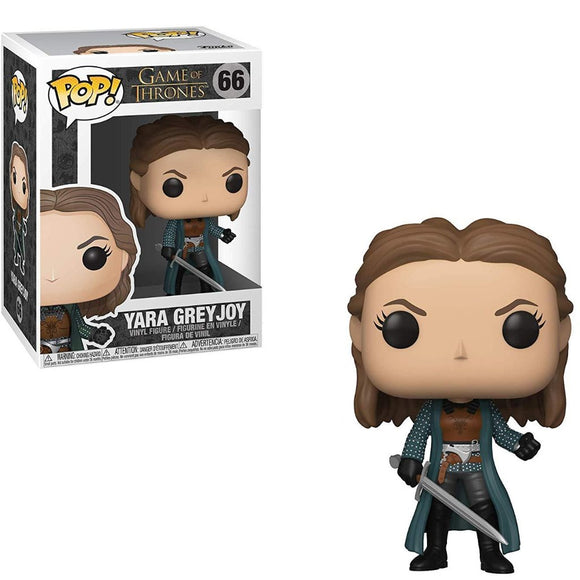 Funko Pop - GAME OF THRONES - (66) YARA GREYJOY