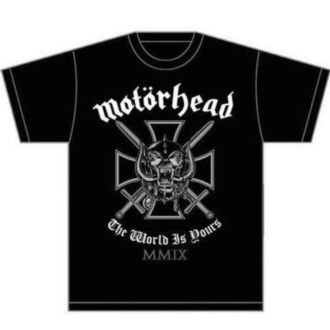 T-Shirt - Motorhead - Iron Cross
