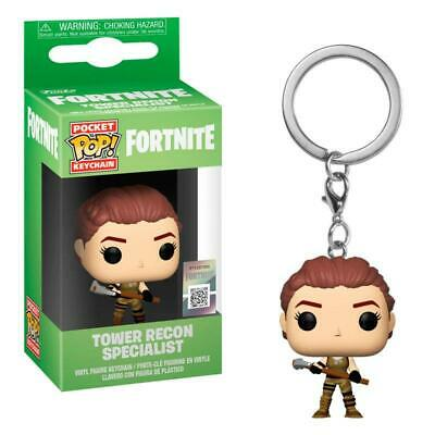 Portachiavi - Funko Pocket Pop - FORTNITE - TOWER RECON SPECIALIST 4CM