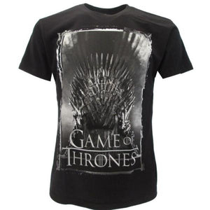 T-Shirt - Game of Thrones - Trono