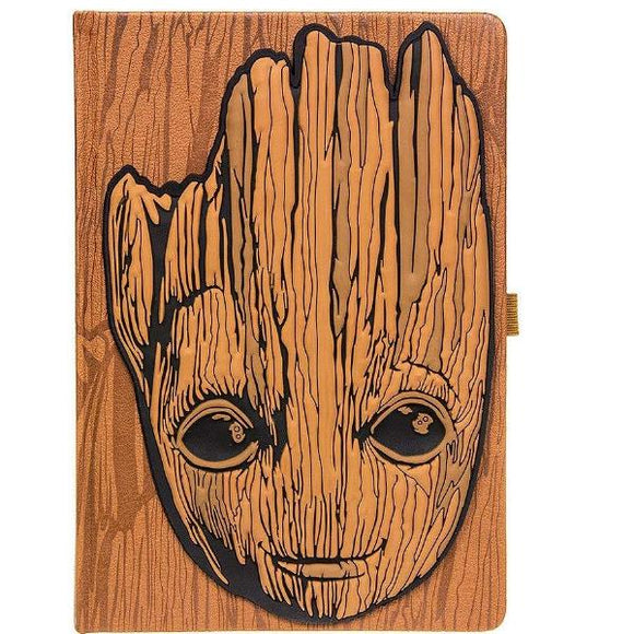 Quaderno - Guardians Of The Galaxy - Groot (A5)