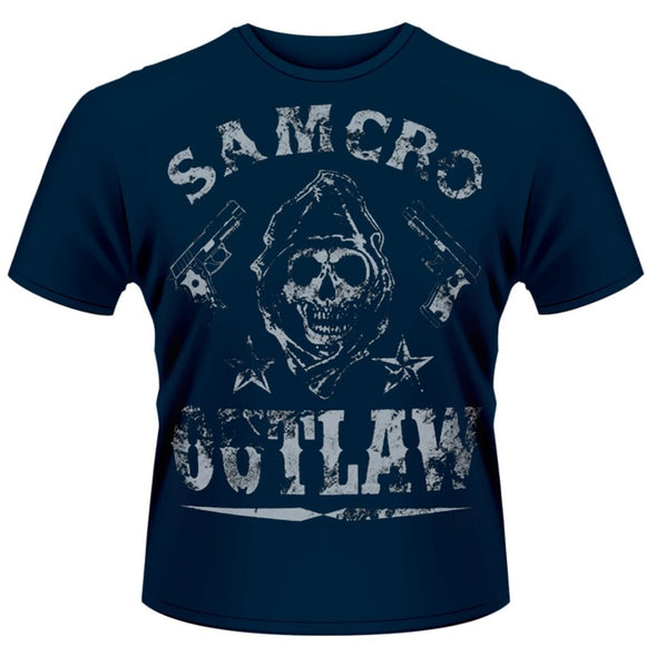 T-Shirt - Sons Of Anarchy - Outlaw