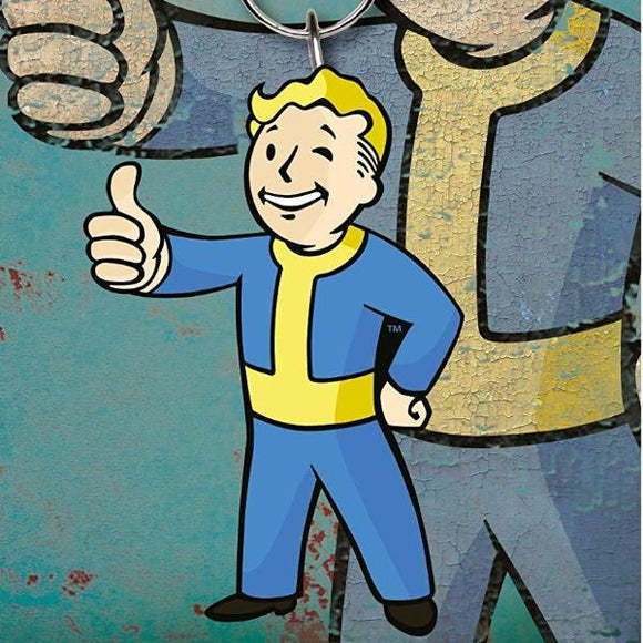 Portachiavi - Fallout - Vault Boy Thumbs Up
