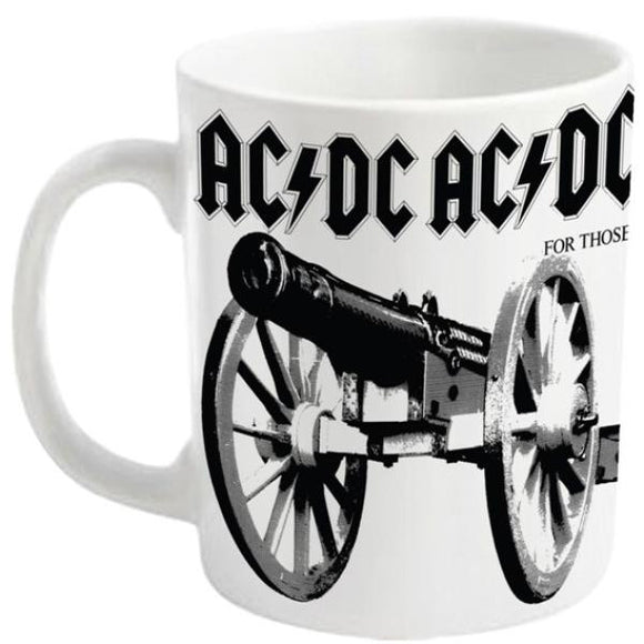 Tazza - Ac/Dc - For Those About To Rock