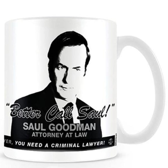 Tazza - Breaking Bad - Better Call Saul - I Can Make It Legal