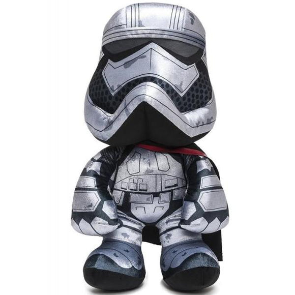 Peluche - Star Wars - Episode VII - Captain Phasma (17 Cm)