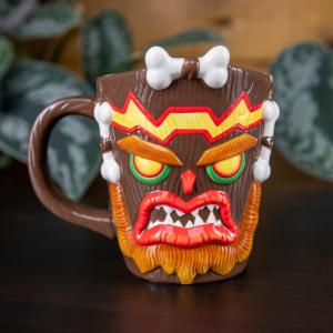 Tazza Sagomata - Crash Bandicoot - Uka
