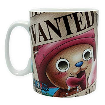 Tazza -  One Piece - Mug - 460 Ml - Chopper Wanted