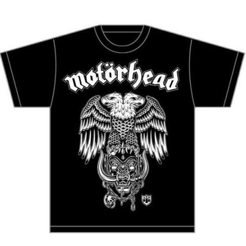 T-Shirt - Motorhead - Hiro Double Eagle