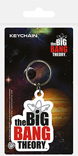 Portachiavi - Big Bang Theory (The) - Logo