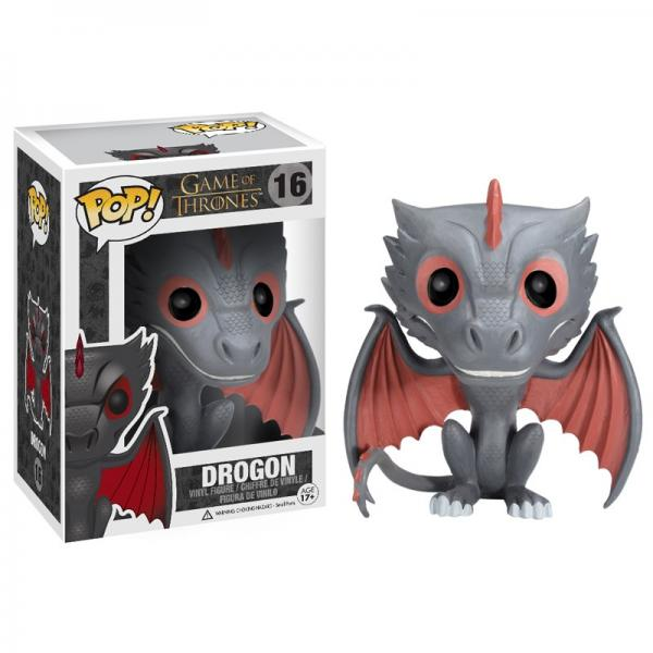 Funko POP - Game of Thrones (16) Drogon