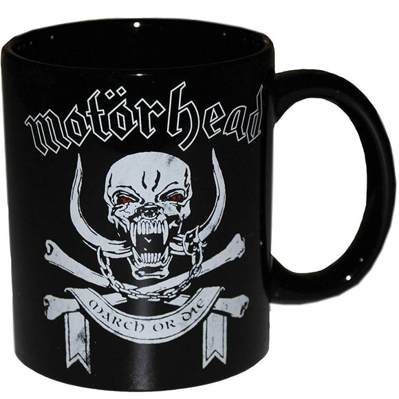 Tazza - Motorhead - March Or Die