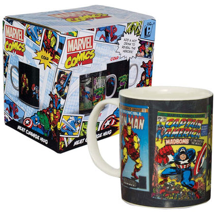 Tazza Termosensibile - Marvel (Fumetto)