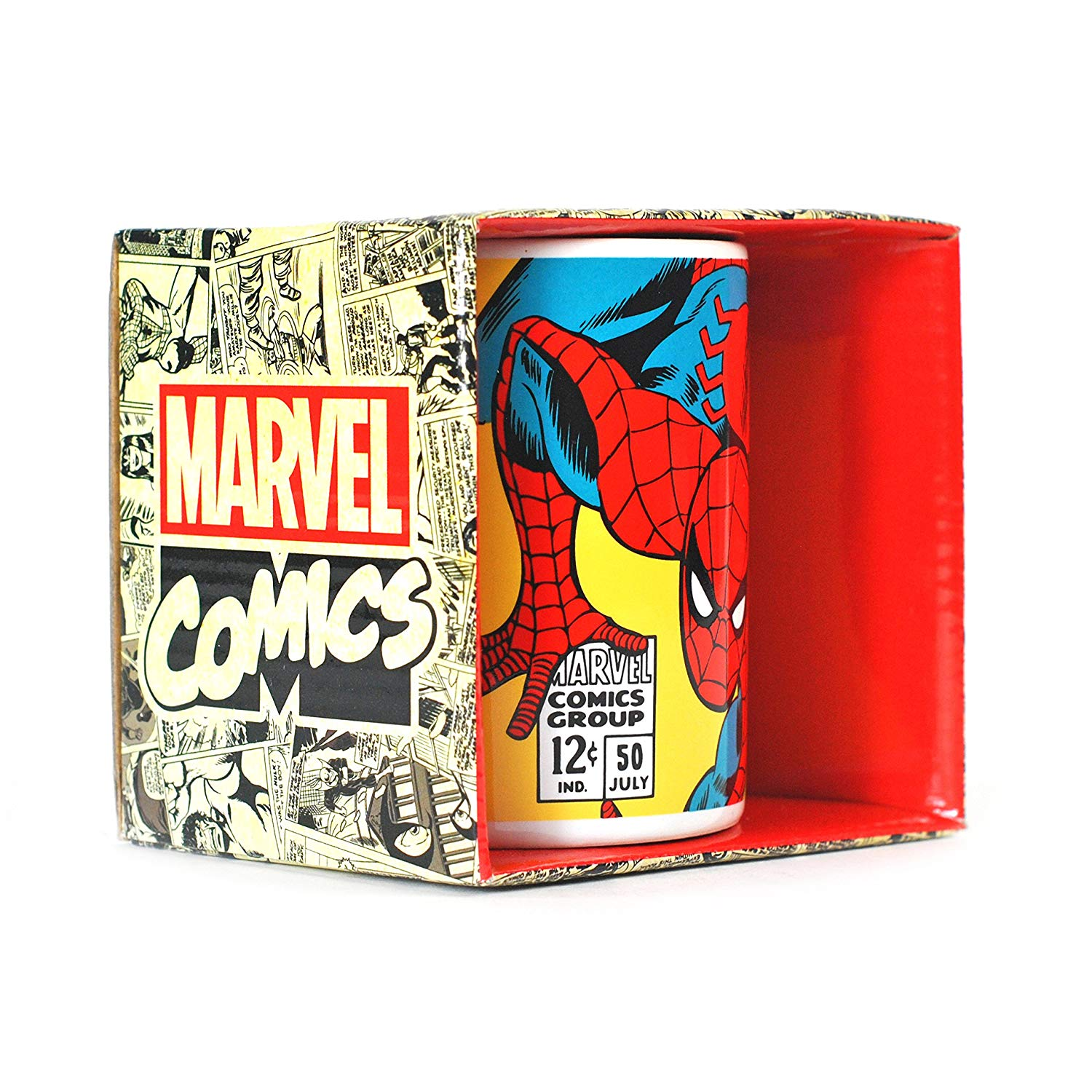 Tazza - Marvel - Spider Man