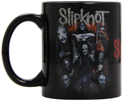 Tazza - Slipknot - Come Play Dying