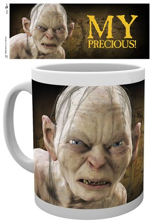 Tazza - Lord Of The Rings - Gollum