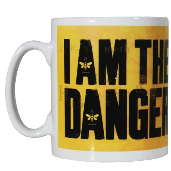 Tazza - Breaking Bad - I Am The Danger