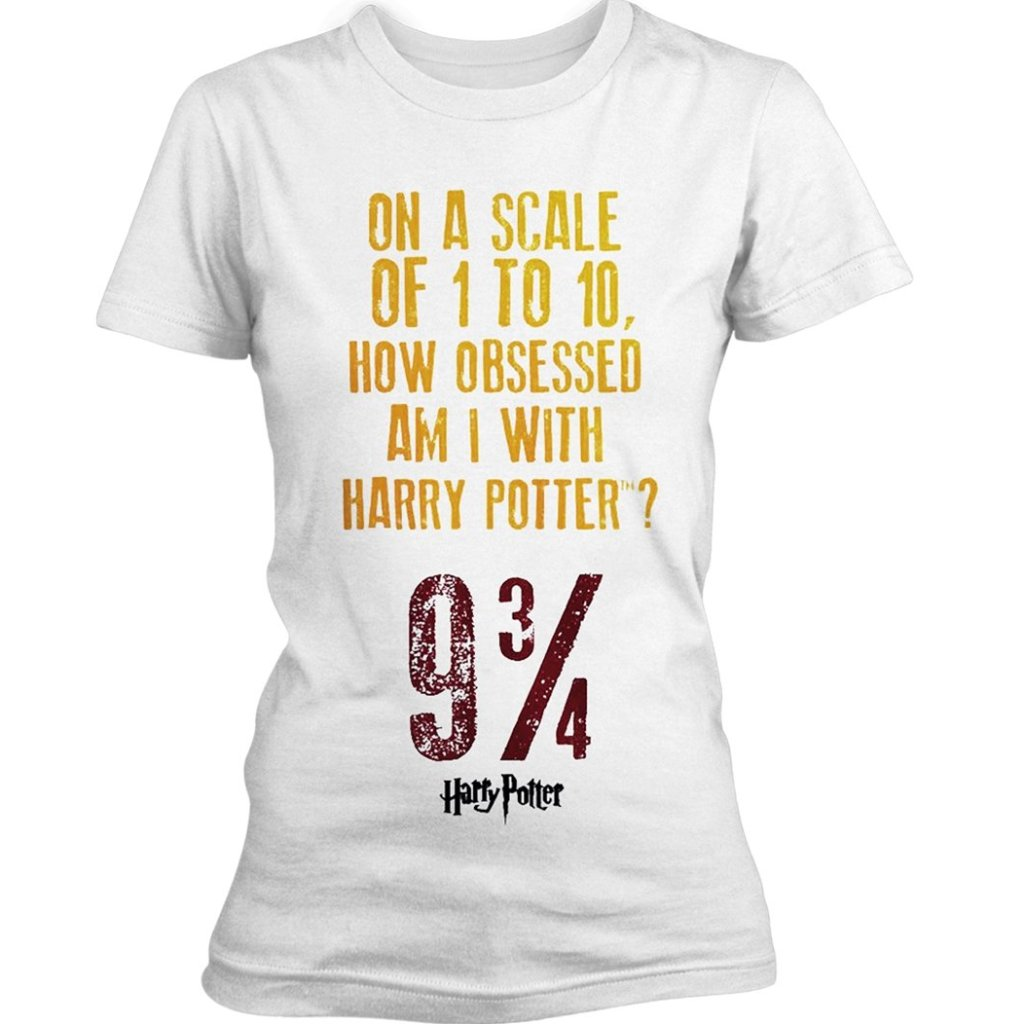 T-Shirt - Harry Potter - Obsessed