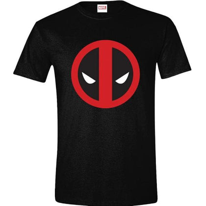 T-Shirt - Deadpool - Logo Black