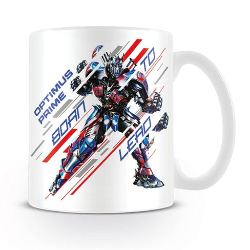 Tazza - Transformers The Last Knight - Born To Lead