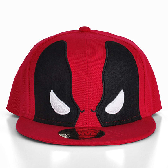 Cappello - Deadpool - Angry Eyes Red/Black