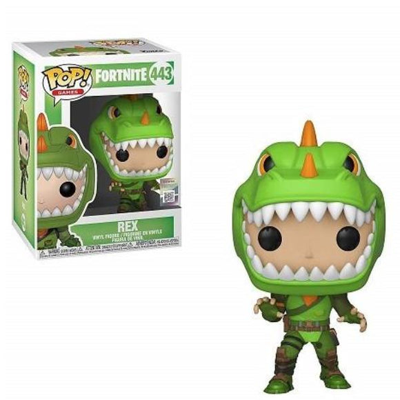 Funko Pop - FORTNITE - (443) REX