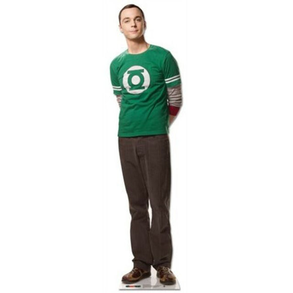 Cartonato - The Big Bang Theory - Sheldon Cooper
