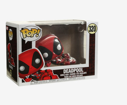 FUNKO POP - DEADPOOL - 320 DEADPOOL