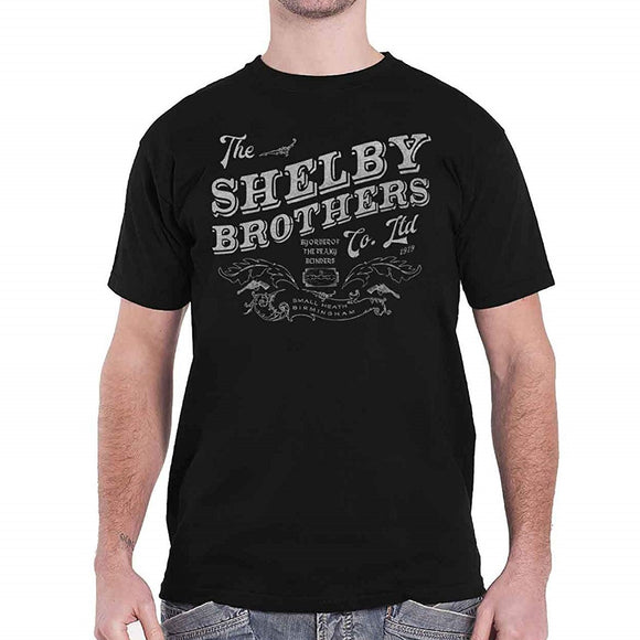 T-Shirt - Peaky Blinders - The Shelby Brothers