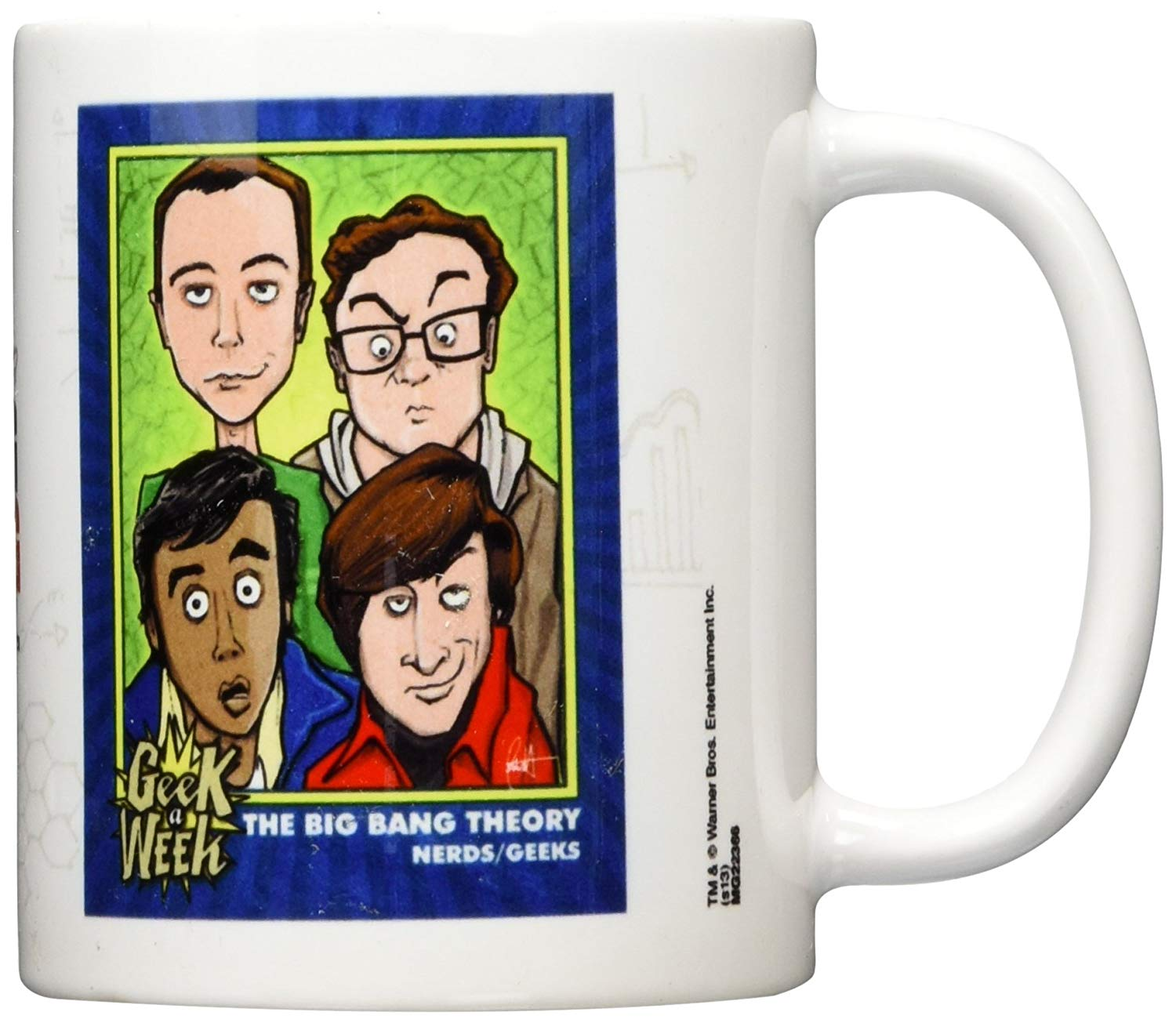 Tazza - Big Bang Theory (The) - Geek A Week