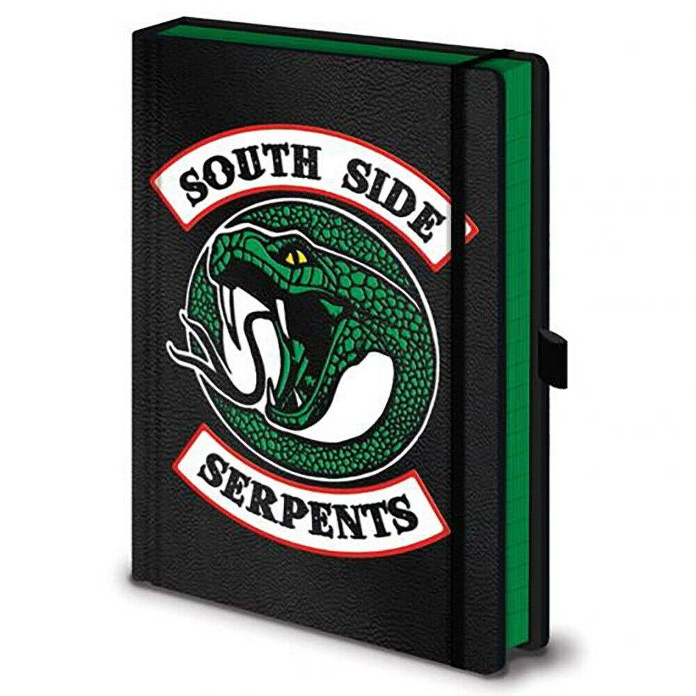 Quaderno - Riverdale - South Side Serpents -Premium A5 Notebook
