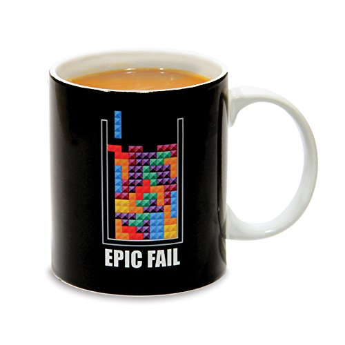 Tazza - Tetris - Epic Fail