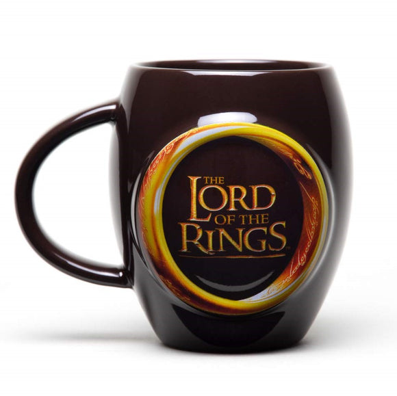 Tazza Ovale - Lord Of The Rings - One Ring