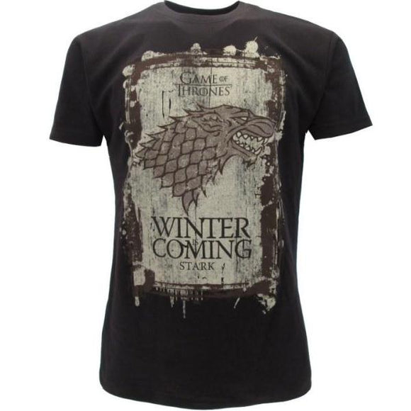 T-Shirt - Game Of Thrones - Stark