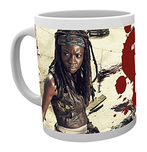 Tazza - The Walking Dead - Michonne