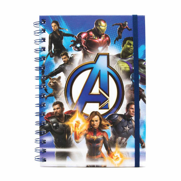 Quaderno - Avengers Endgame - To Action (A5)