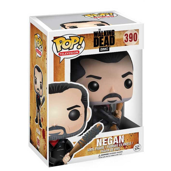 Funko POP - Walking Dead - (390) Negan