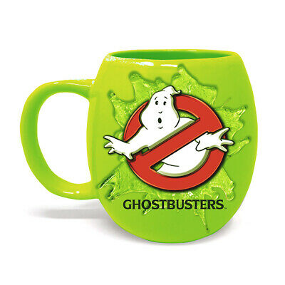 Tazza Sagomata - Ghostbusters - Slimer Shaped Mug